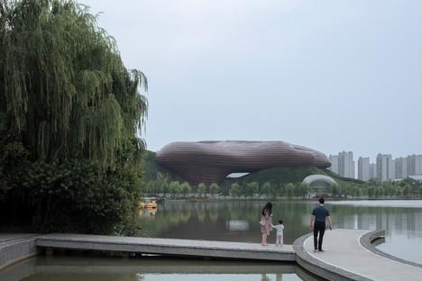 Melodías fluctuantes: Liyang Museum de Crox Group
