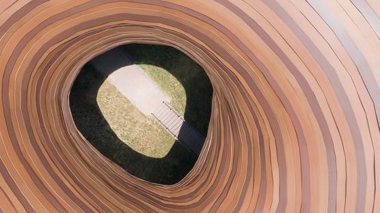 Melodías fluctuantes: Liyang Museum de CROX