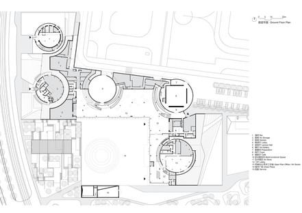 OPEN Architecture: Centro de arte Tank Shanghai