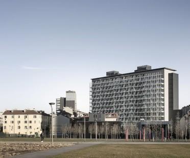 Progetto CMR: De Castillia 23 Milano de Urban Up Grupo Unipol