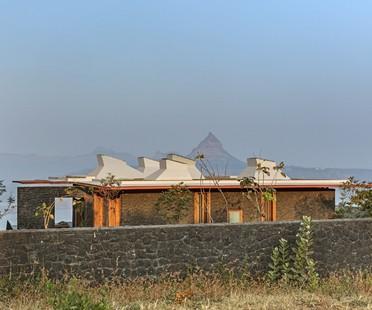 Khosla Associates: Refugio en los Ghats occidentales, Maharashtra, India