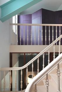 Bovenbouw: Reforma de una casa en Lovelingstraat, Amberes