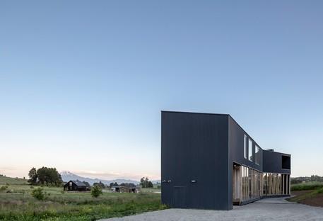 Ignacio Correa: casa Maitenes, Puerto Montt, Chile