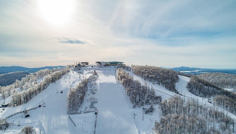 Lemay diseña una vista a 360° para el Bromont Summit Chalet