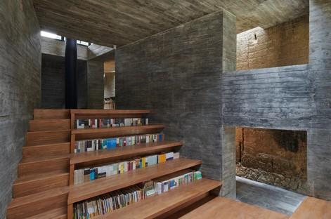 TAO: Librairie Avant-Garde en Xiadi, un pequeño pueblecito de Fujian