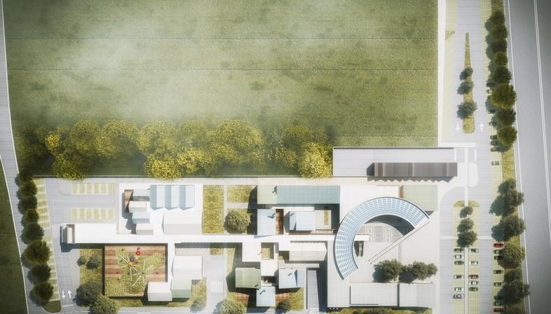 Peluffo&Partners: proyecto del Borgo Solidale en Cornedo, Italia