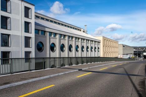 Harry Gugger: reconversión del histórico Silo Erlenmatt, Basilea