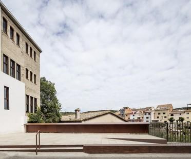 Taller 9s: industria papelera Cal Xerta, Sant Pere de Riudebitlles, Barcelona