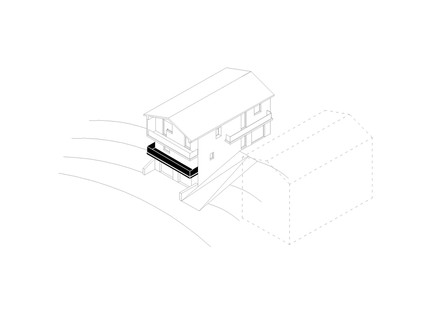 Ellevuelle architetti: Casa Gielle en Modigliana, Italia