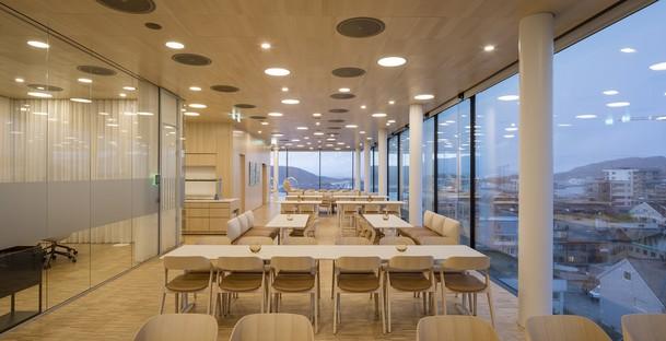 El nuevo ayuntamiento de Bodø proyectado por Atelier Lorentzen Langkilde