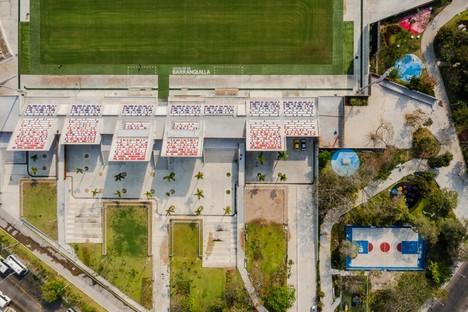 Mazzanti: Ampliación del estadio Romelio Martínez, Barranquilla
