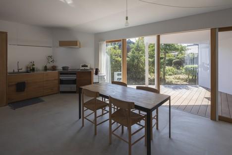 Tato Architects: casa con oficina en Hofu
