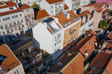 Aurora Arquitectos: Residencia en rua Bartolomeu Dias, Lisboa