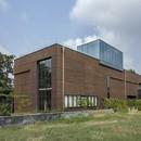 Palm Avenue de Architecture Discipline: encuentro con la naturaleza en Nueva Delhi
