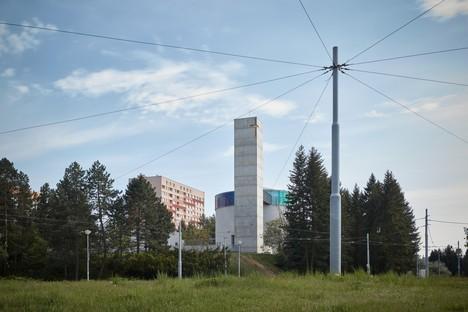 Atelier Štěpán: Iglesia de la Beata María Restituta, Brno