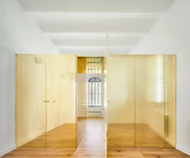 Raúl Sánchez: The Magic Box Apartment en Barcelona