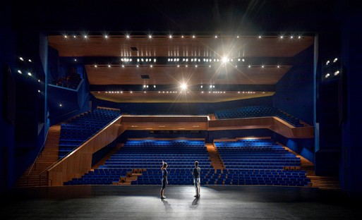 OPEN Architecture: Pingshan Performing Arts Center