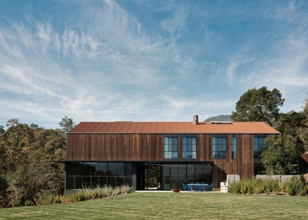 Faulkner: Big Barn, una barraca como casa de vacaciones en Napa Valley