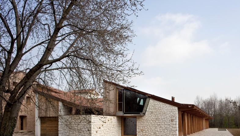 Traverso-Vighy: Corte Bertesina en Vicenza, Italia