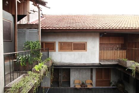 DDAP Architect: Ruang Tekuni Apartment en Seminyak, Bali