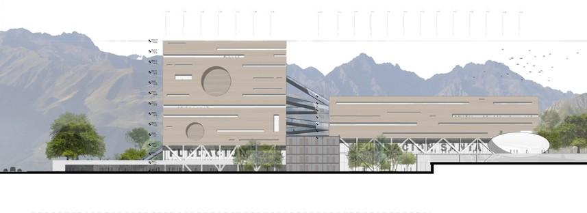 El Equipo Mazzanti: Ampliación de la Fundación Santa Fe, Bogotá