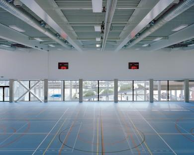 Xaveer De Geyter Architects: 195 Melopee School en Gante