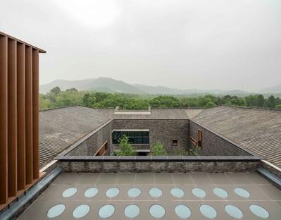 Junshan Cultural Center de Neri & Hu