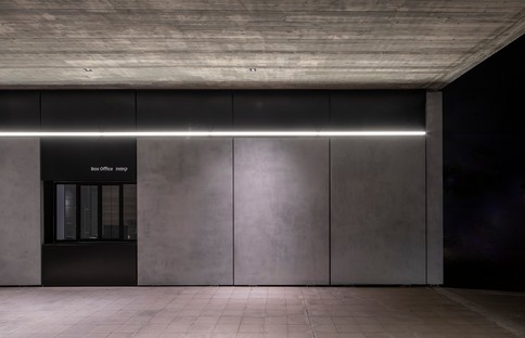 TEO Centro para la Cultura, el Arte y el Contenido, de Lerman Architects en Tel Aviv