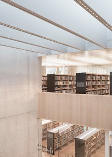 Dietrich Untertrifaller: Nueva biblioteca pública de Dornbirn