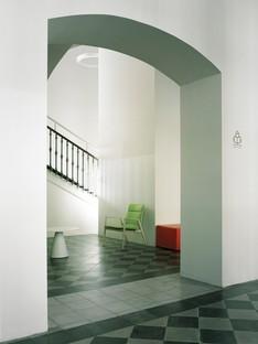 Archisbang+Areaprogetti: Recualificación de la Scuola Pascoli, Turín