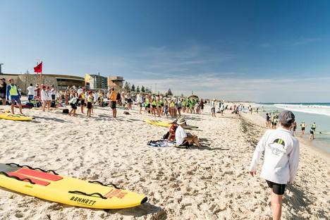Scarborough Beach Life Saving Club de Hames Sharley