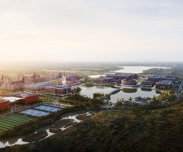 UAD presenta el campus internacional de la Zhejiang University en China