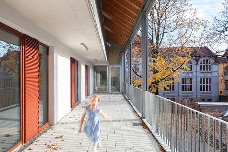 SeArch: Centro infantil de día en Ötztaler Straße, Stuttgart
