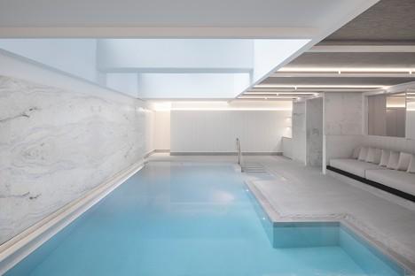 El Hotel Four Seasons de Montréal diseñádo por Lemay y Sid Lee Architecture