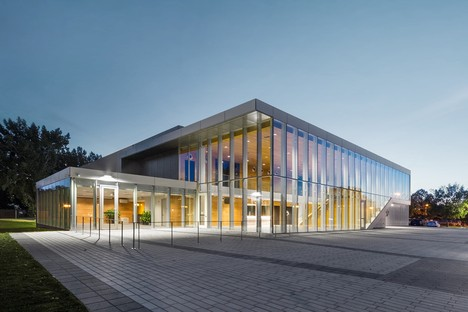 Quai 5160, el nuevo centro cultural de Verdún diseñado por los canadienses FABG