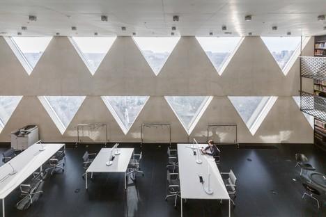 Xaveer De Geyter: Oficinas administrativas de la Provincia, Amberes