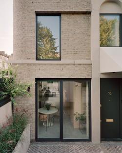 31/44 Architects: Casa de esquina en Peckham, Londres
