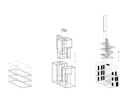 MSO – PLAY/PAUSE de Jean Verville: aunar teatro y arquitectura residencial