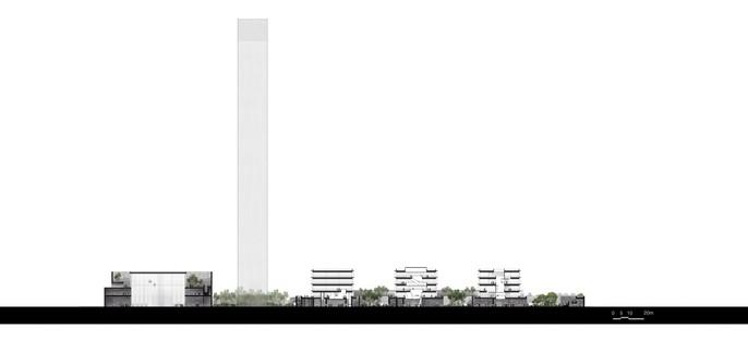 Neri&Hu: Schindler City, oficinas de Schindler en Jiading, Shanghái