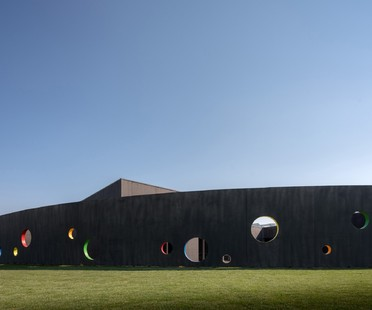 ZAA Zanon Architetti Associati: H-Farm Campus en Roncade, Treviso