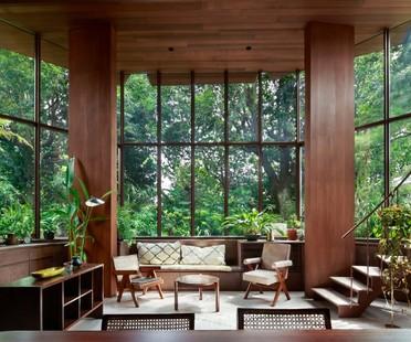 Atelier Tsuyoshi Tane: Casa en Todoroki Valley, Tokio