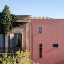 Salvatore Oddo: Casa Fevi en el campo en Trapani