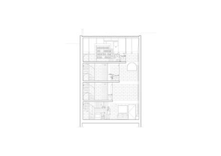 Bureau: Dodged house, casa de un arquitecto, en Lisboa