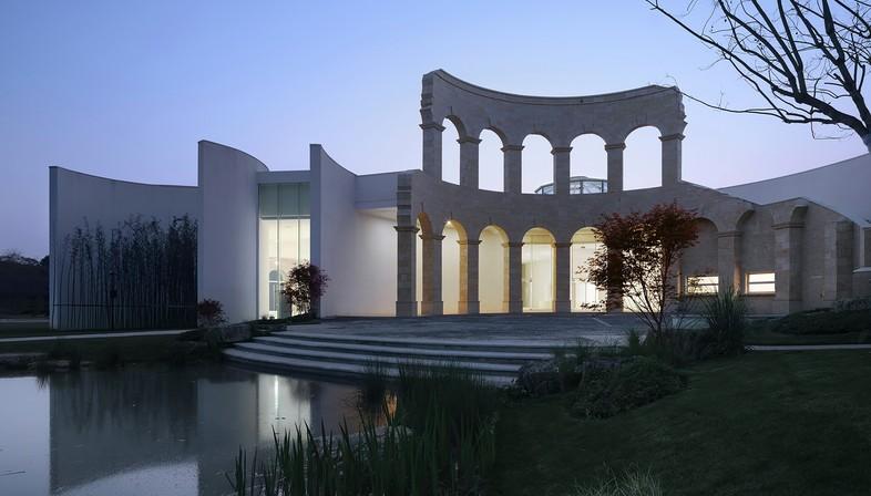 AOE ha realizado el primer centro de intercambio cultural chino-italiano en Chengdu, China