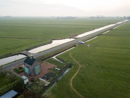 Lautenbag: Transformation house, refugio del excursionista
