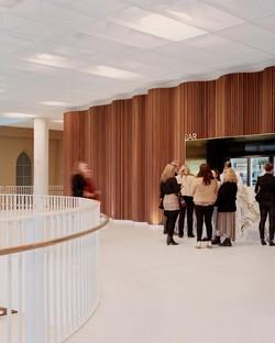 Hassell: Geelong Arts Centre, Estado de Victoria, Australia
