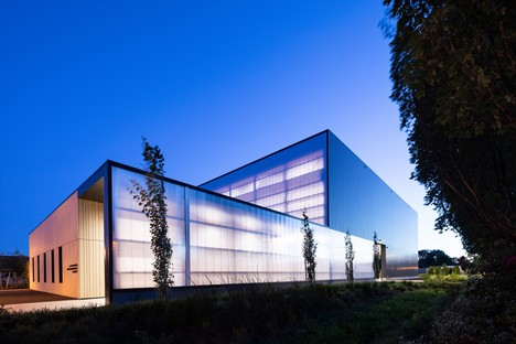 Michael Green Architecture para la Facultad de Ciencias Forestales de la Oregon State University