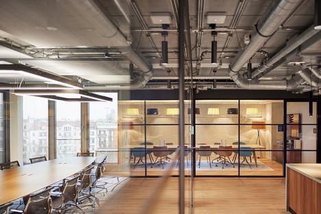 Para su sede berlinesa RTL eligió a los suizos Evolution Design