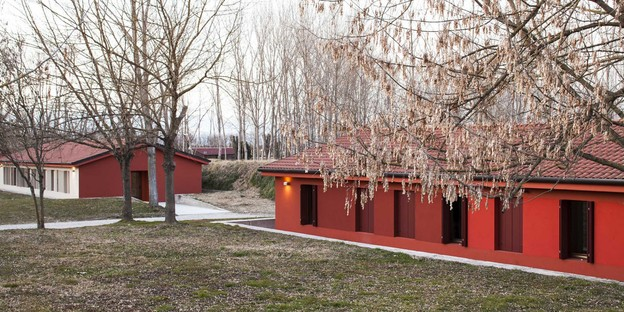 Arbau: Recualificación del Centro Soranzo, Forte Rossarol, Venecia