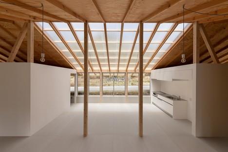 Minohshinmachi House, la belleza económica diseñada por Yasuyuki Kitamura